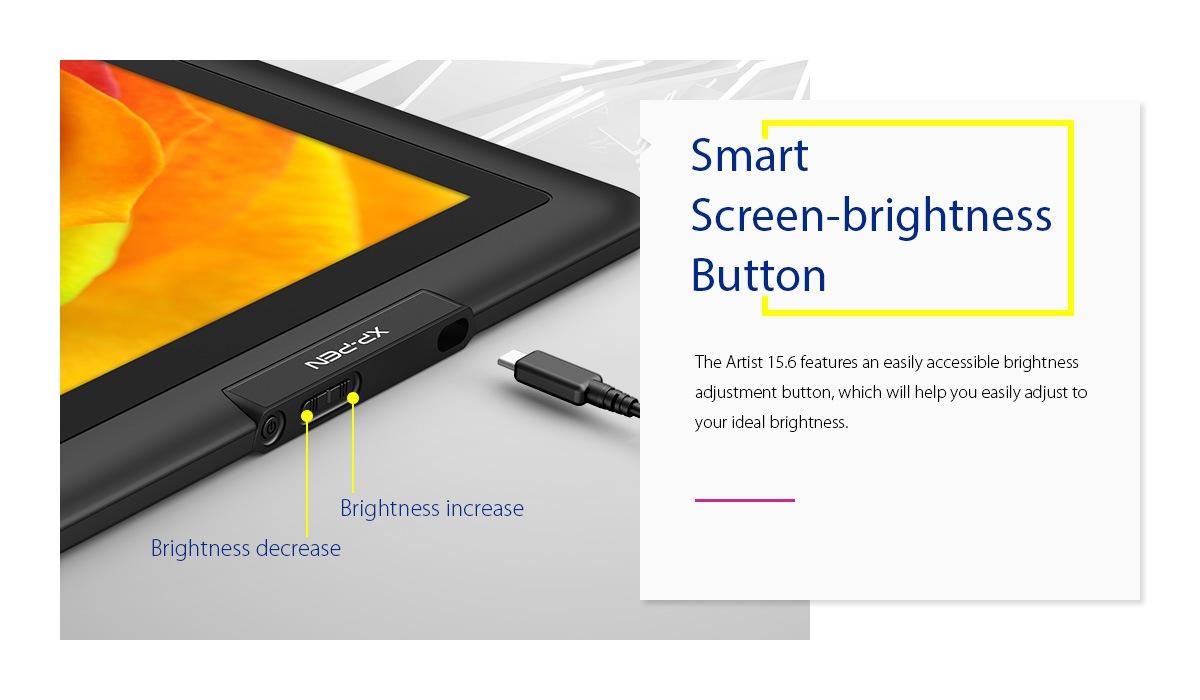 Artist 15 6 Graphics Display Tablet Monitor | XP-Pen
