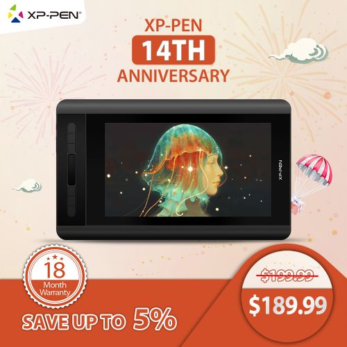 Artist Display 12 Graphics Drawing Tablet | XP-Pen Official